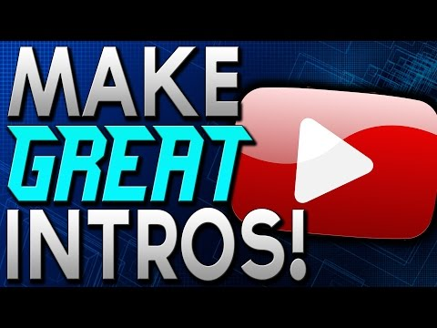 How To Make An EPIC YouTube Intro!! [FREE & EASY] [2016 Epic Intro Tutorial]