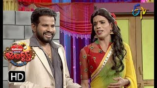 Video Hyper Aadi, Raising Raju Performance | Jabardasth | 26th April 2018 | ETV  Telugu MP3, 3GP, MP4, WEBM, AVI, FLV Januari 2019