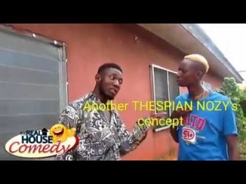 The Stubborn debtor (Real House Of Comedy) (Nigerian Comedy)
