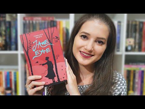 JANE EYRE | RESENHA | #CLASSICOTUBE | Patricia Lima