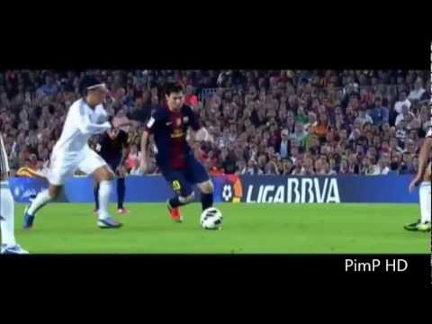 Lionel Messi Unstoppable Player 2012/13 (HQ)