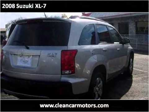 2008 Suzuki XL-7 Used Cars Killeen TX