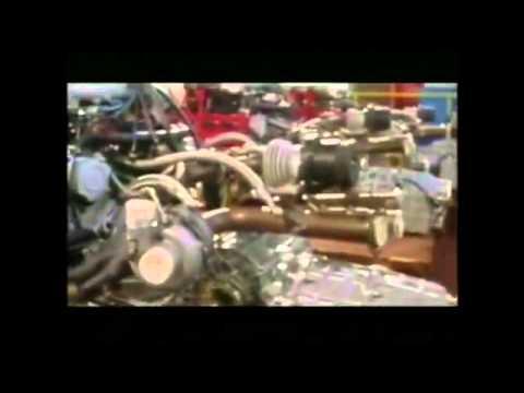Ferrari Service Bay Area – Angelo Zucchi Motorsports Presents – Ferrari F40 Promo Video 1987