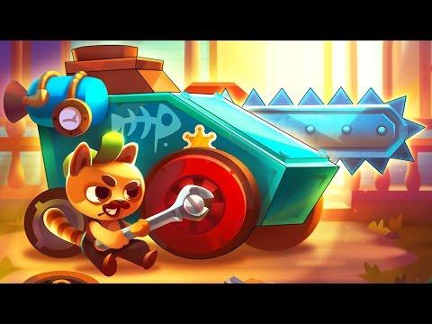 ТАЧКА ЧТО НАДО! ► CATS: Crash Arena Turbo Stars |18| (видео)