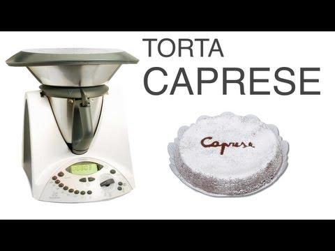 bimby - torta caprese