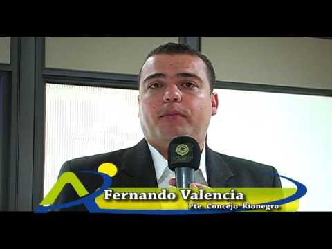 Buen balance en cierre de sesiones de Concejo Municipal de Rionegro