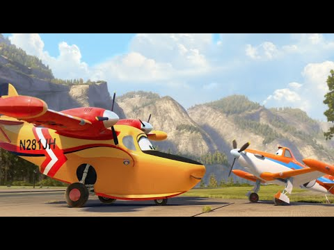 Planes - Watch this extended clip from Planes: Fire & Rescue and take home the film on Nov. 4! http://di.sn/hrk Disney's Planes are back in the high-flying comedy adv...