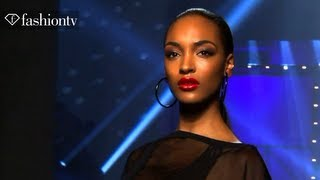 Jourdan Dunn: Model Talk | S/S 2013 | FashionTV