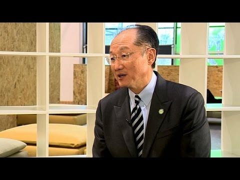 Ο Πρόεδρος της Παγκόσμιας Τράπεζας ζητεί την στήριξη της Αφρικής