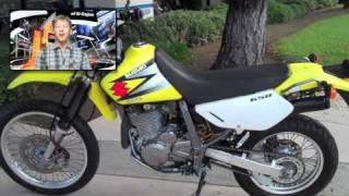 7. 2004 Suzuki DR 650