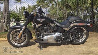 3. 2016 Harley-Davidson Fat Boy Lo: Rider Impression