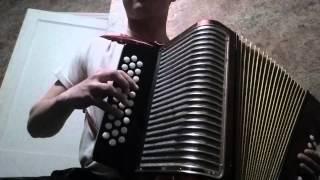 SSB4 Main Theme cover on diatonic accordion