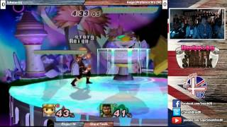 EDentines Day – Project M – GF Jolteon (Toon Link) vs Reign|Professor Pro (Snake)