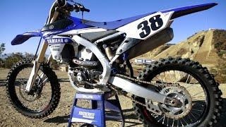 3. First Ride 2017 Yamaha YZ450F - Motocross Action Magazine