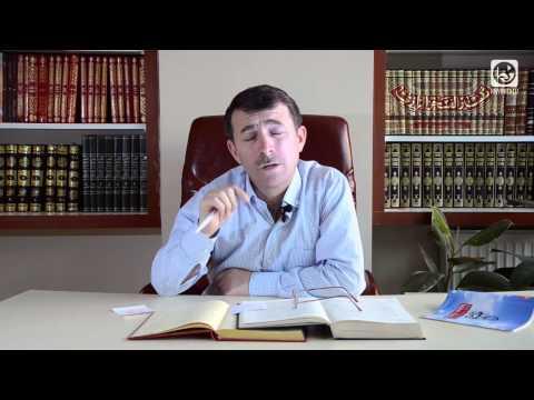Ramazan ı Şerif Dersleri 5 Ramazan ı Şerifin Mükafatları İdris Tüzün