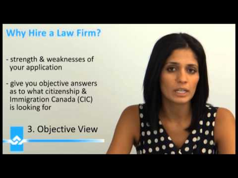 Why Hire a Immigration Law Firm Video