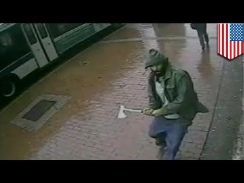 IN - It sounds too weird to believe, but one man is dead after his possible attempt at jihad on the streets of New York City failed. Zale Thompson was seen wildly swinging a hand-axe on Jamaica...