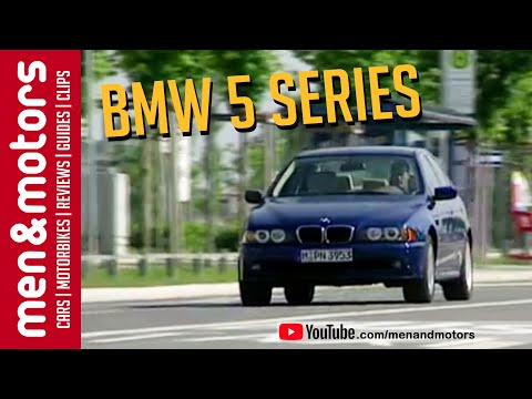 Used BMW 5 Series (2001) Review