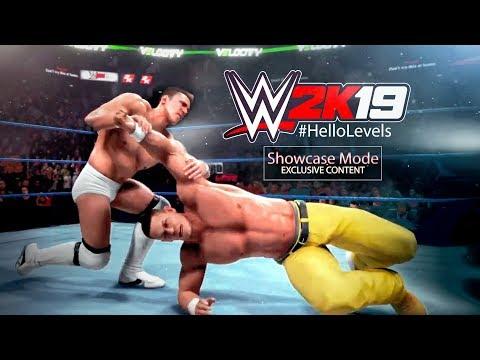 WWE 2K19 2K Showcase Mode Part 1 ft. John Cena Gameplay | WWE 2K19 Showcase Mode Part 1
