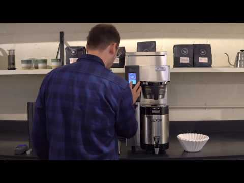 The FETCO XTS Coffee Brewer