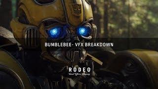 Bumblebee VFX Breakdown