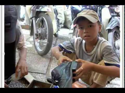 Những đứa trẻ đường phố - Nhóm nhạc Huyền Thoại