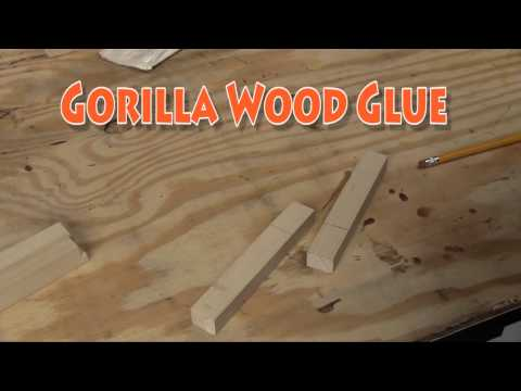 Gorilla Glue Full Line Review