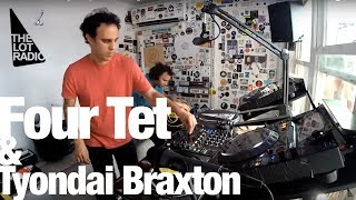 Four Tet with special guest Tyondai Braxton - Live @ The Lot Radio 2017