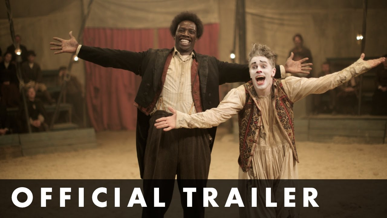Omar Sy shines as 'Monsieur Chocolat' [English Sub-Titled Trailer] Renowned Cuban born Slave turned Entertainer
