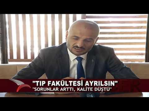 """""""TIP FAKÜLTESİ AYRILSIN"""""""