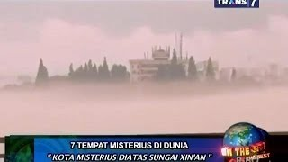 Video On The Spot - 7 Tempat Misterius di Dunia MP3, 3GP, MP4, WEBM, AVI, FLV Mei 2018
