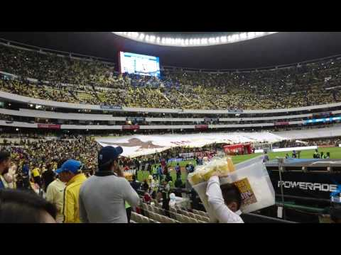 América vs Xolos de Tijuana | Increíble recibimiento al mejor equipo de México | Estadio Azteca 2 - Ritual Del Kaoz - América