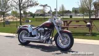 2. Used 2006 Harley Davidson FatBoy Motorcycles for sale - Jacksonville, FL
