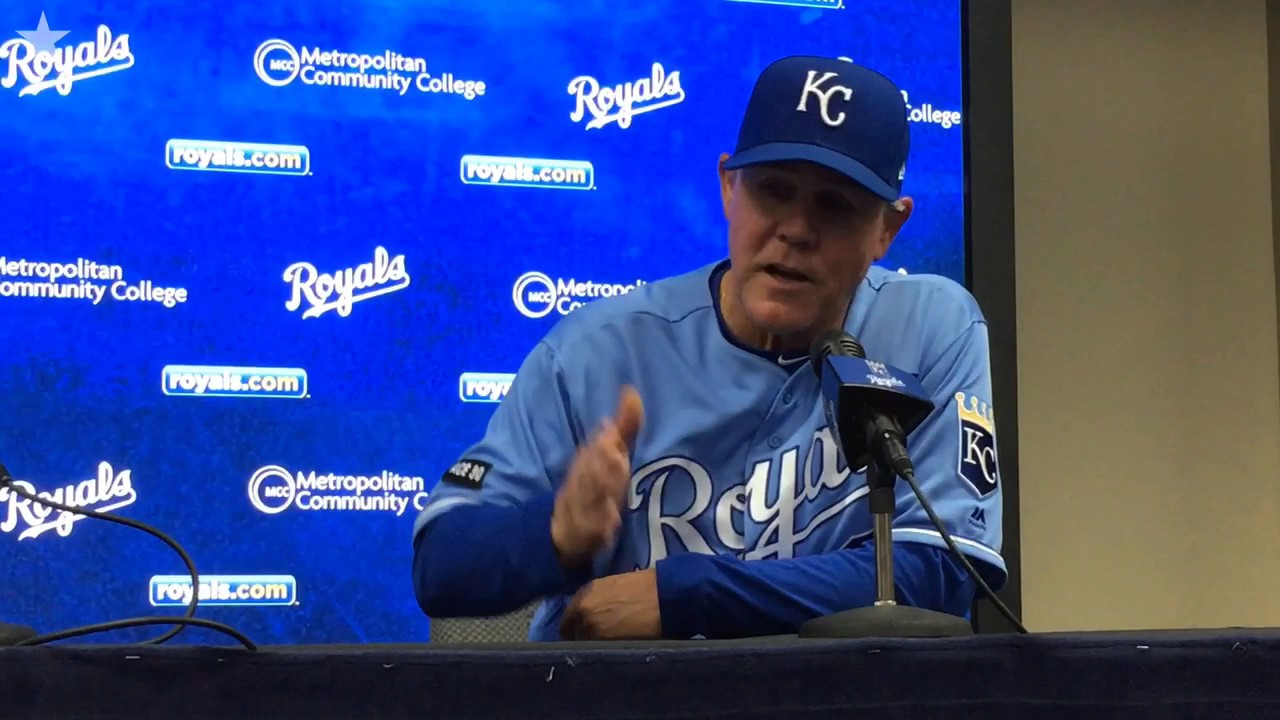 Royals manager Ned Yost on bullpen hiccups, Josh Tomlin
