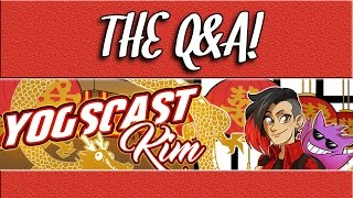 Yogscast Kim: The Next Chapter Q&A!