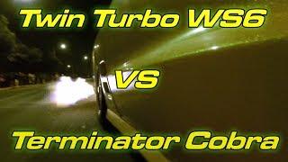 NorCal5150 Twin Turbo WS6 vs MixTeamRacing 6 speed Terminator Cobra