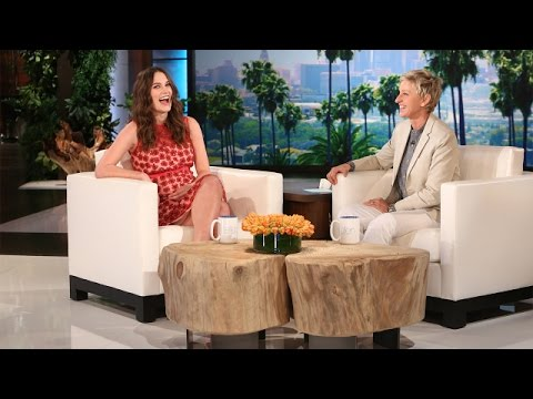 Keira Knightley Talks About Her Pregnancy