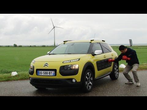 citroen c4 cactus 1.2 turbo 110 cv - un'auto unica