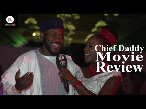 Chief Daddy Movie Premiere Review