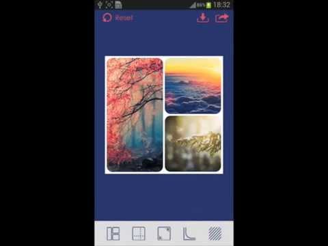 Video of Pic Frame - Photo Collage Grid