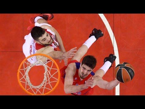 Top 16, Round 14 MVP: Nando De Colo, CSKA Moscow