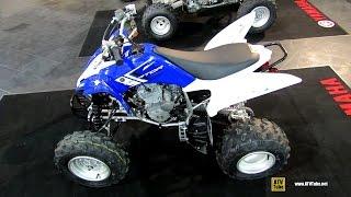 7. 2013 Yamaha Raptor 250 Sport ATV - Walkaround