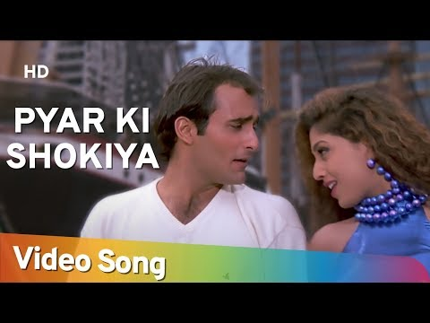 Video Pyar Ki Shokiya O Tashi Anata... - Suman Rangnathan - Akshaye Khanna - Aa Ab Laut Chalen - Item Song download in MP3, 3GP, MP4, WEBM, AVI, FLV January 2017