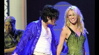 Video Michael Jackson & Britney Spears Duet - The Way You Make Me Feel (HD Remaster) MP3, 3GP, MP4, WEBM, AVI, FLV Maret 2018