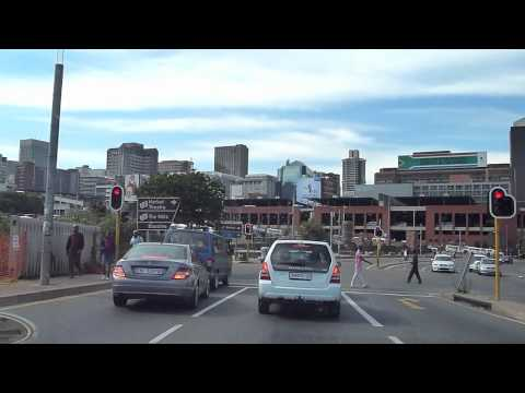 Johannesburg - Driving tour of Johannesburg starting in Emmarentia, Auckland Park, Braamfontein, Newtown, Hillbrow, Melville, Northcliff, Cresta, Randburg and Fourways. Mar...