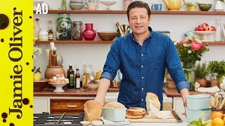 How To Make Bread | Jamie Oliver - AD by Jamie Oliver