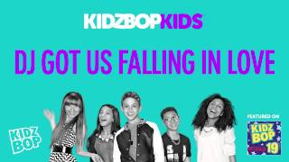 Video KIDZ BOP Kids - DJ Got Us Falling in Love (KIDZ BOP 19) MP3, 3GP, MP4, WEBM, AVI, FLV Agustus 2018