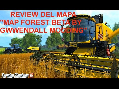 Map Forest Beta By Gwwendall Modding