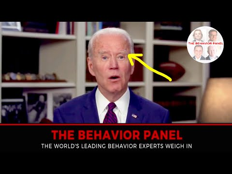 Joe Biden Body Language  — Tara Reade Interview (2020)