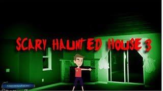 Scary Haunted House 3 (Animated in Hindi) |IamRocker|